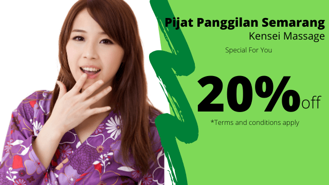 Massage Panggilan Semarang