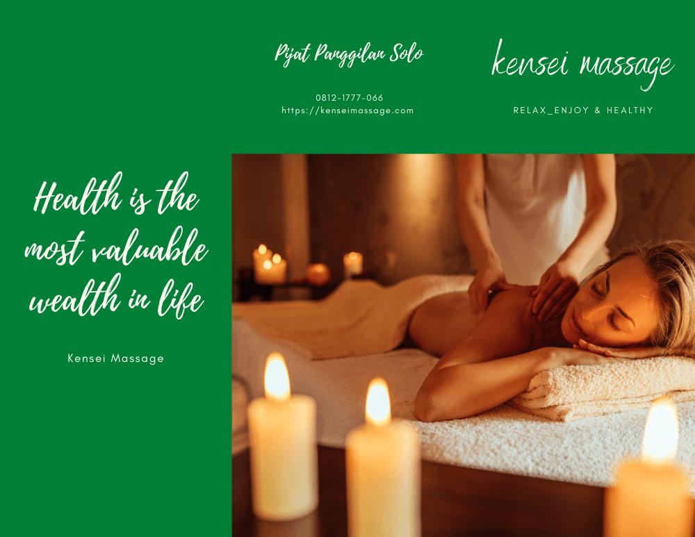 Massage Panggilan Solo