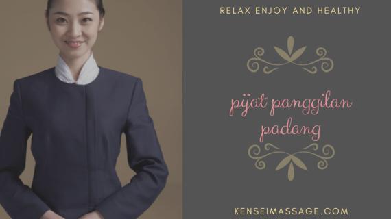 Pijat Panggilan Padang Terapis Wanita Profesional, Spa 24 Jam Padang