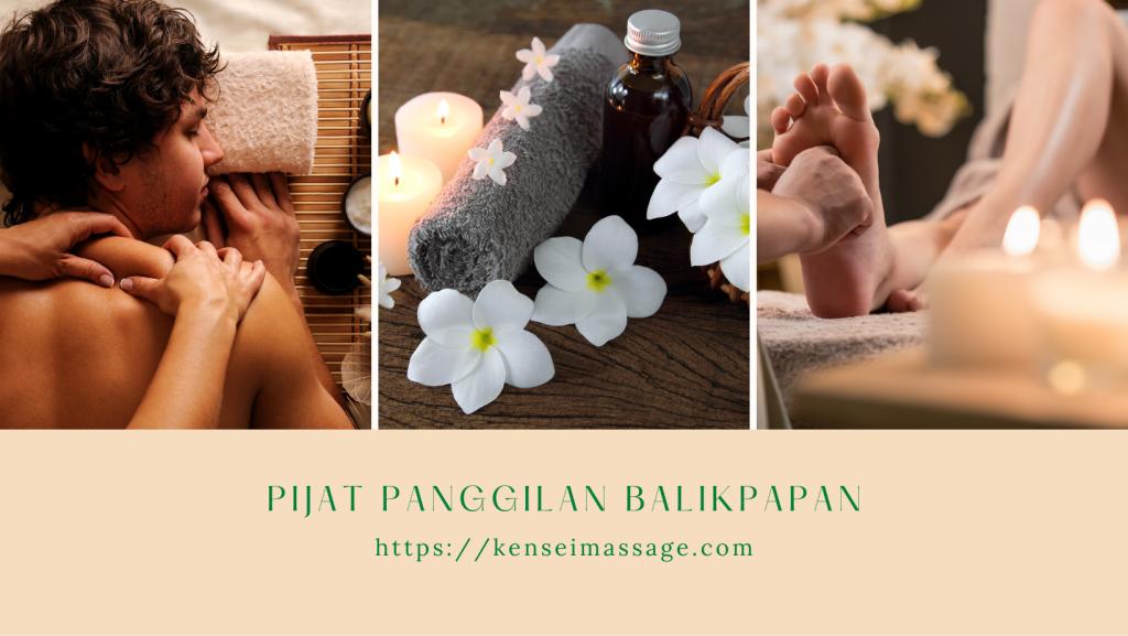 Massage Balikpapan