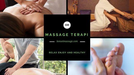 Massage Terapi, Jenis Pijat Dan Segudang Manfaatnya