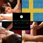 Pijat Swedia, Manfaat Dan Teknik Yang Digunakan