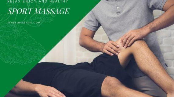 Mengenal Sport Massage, Pijat Untuk Menangani Cedera Saat Olahraga