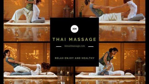 Mengenal Pijat Thai Massage Dan Manfaat Thai Massage
